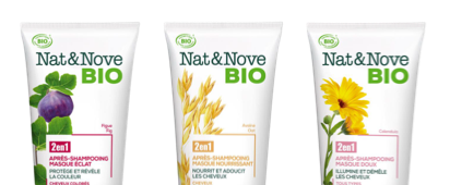 Après-shampooings Nat&Nove BIO